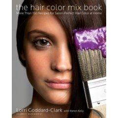 Bella Book: The Hair Color Mix Book