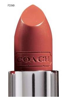 New Product Alert: Coach Cosmetics