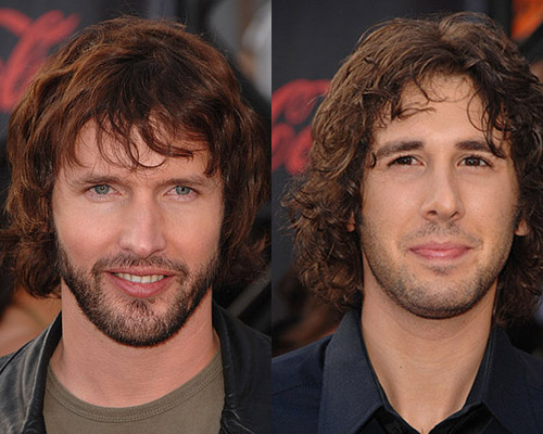 Battle of the Bearded: Blunt Vs. Groban