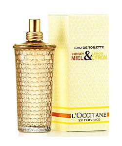 L'Occitane Honey & Lemon Eau de Toilette