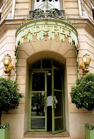 Paris Match: Ladurée Launches a Beauty Line