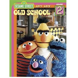 Texts and Tunes: Sesame Street Old School