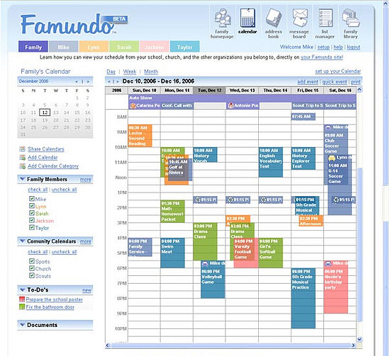 Best Online Calendars For the New Year