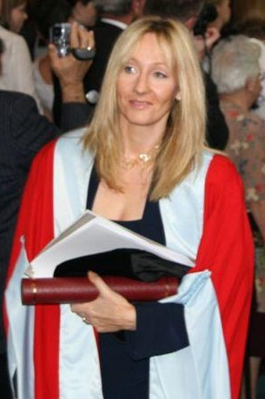 Mothers with MS: J.K. Rowling mother