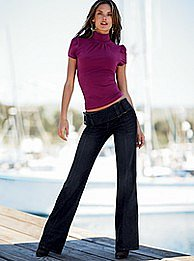 Victoria's Secret - NEW! The Kate Fit Bootcut Jean $49.50