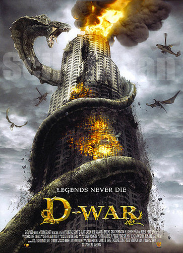 Movie - Dragon Wars