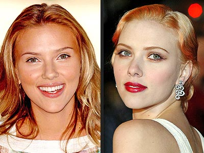 Celebs try the 30's Inspired Glam look!