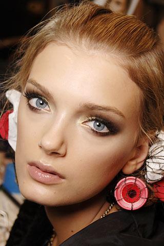 Model Style: Lily Donaldson