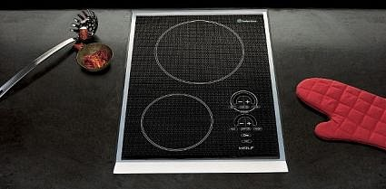 Wolf Induction Cooktop