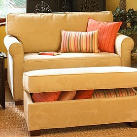 Dylan Twin Sleeper Sofa at World Market