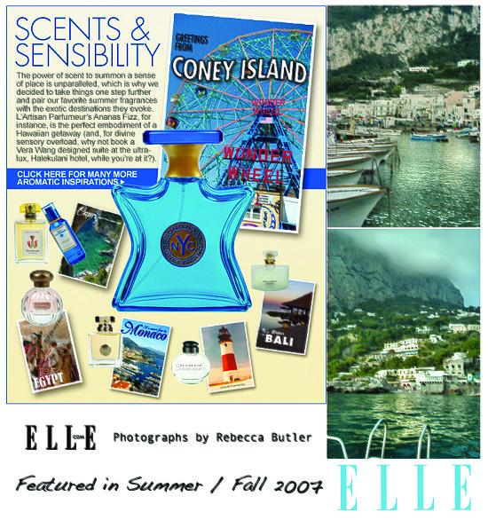 My Portfolio: Elle Magazine/Elle.com
