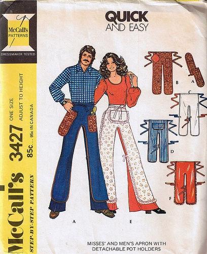 Vintage Apron Patterns