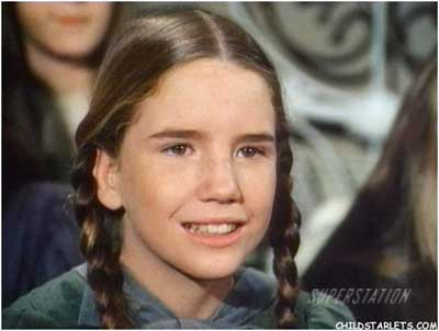 Melissa Gilbert(Then and Now)