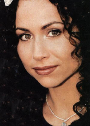 Minnie Driver(Then and Now)