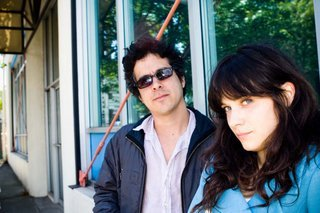 Zooey Deschanel and M. Ward to Make Sweet, Sweet Album