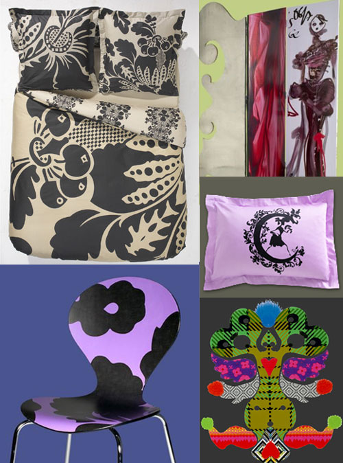 Nice and New: Christian Lacroix for La Redoute