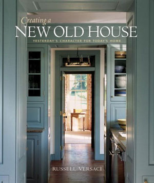 Home Library: Creating a New Old House