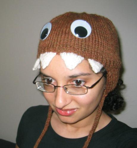 Halloween Knitted Wonder