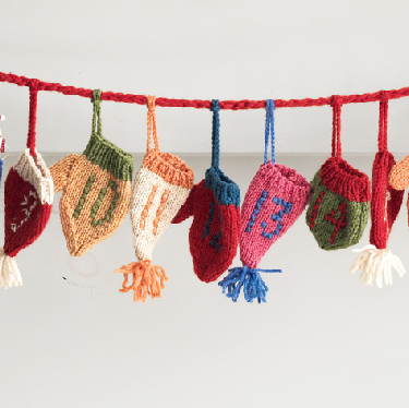 Nice and New: Hat and Mittens Advent Calendar