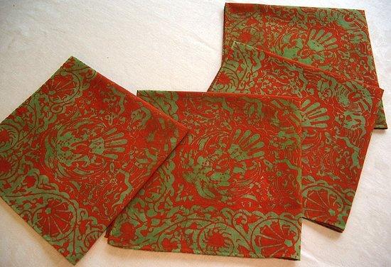 DIY:  Cloth Napkins