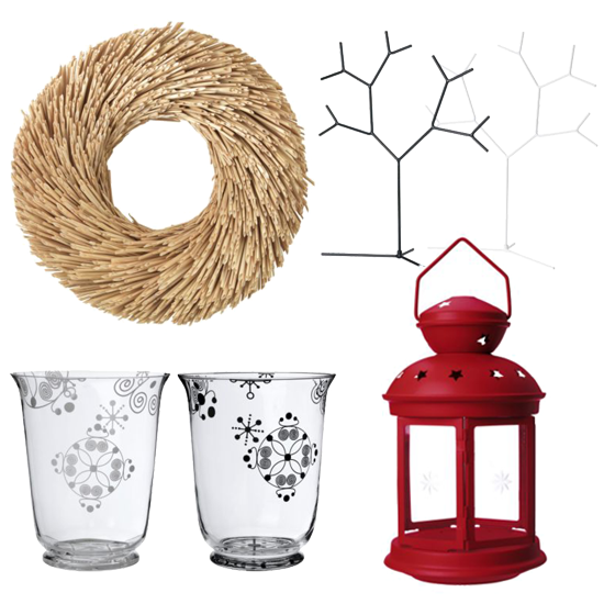 Deck the haus ikea decoration round up popsugar home for Decoration ikea