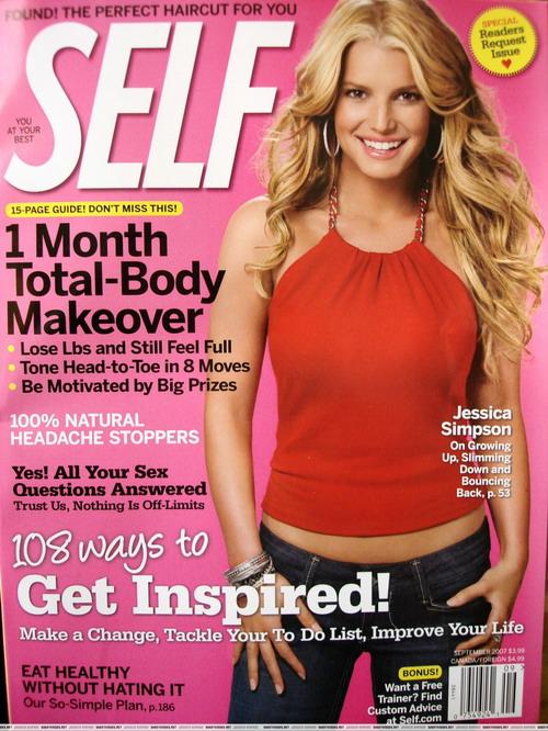 Self Magazine 9/07