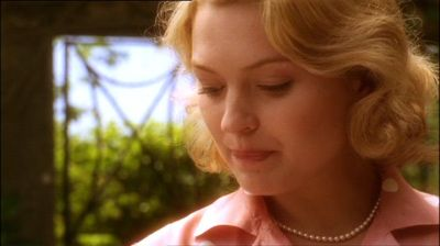 Sophia Myles in  Miss Marple: Sleeping Murder