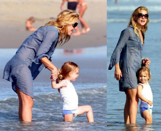 Kate & Ryder Love the Beach