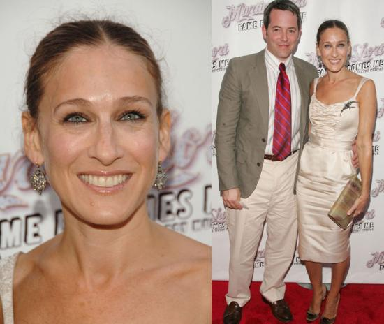 SJP and Matthew B in NYC