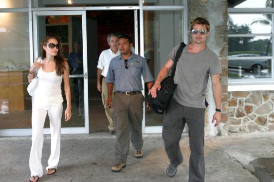 Celebrity Style: Brad Pitt