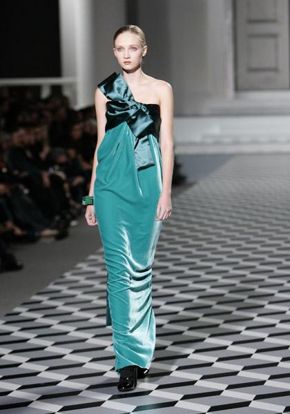 New York Fashion Week, Fall 2007:  Marc Jacobs
