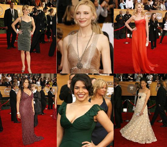 SAG Awards Red Carpet: Best Dressed
