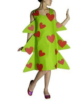 Agatha Ruiz de la Prada Christmas Tree Dress: Love It or Hate It?