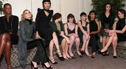 New York Fashion Week, Fall 2007:  Anait Bian