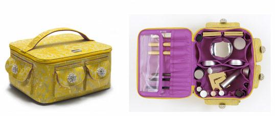 Old-School Beauty, Part II: Cosmetics Luggage