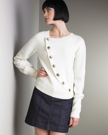 Marc by Marc Jacobs Asymmetric Sweater: Love It or Hate It?