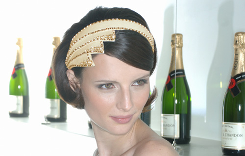 Simply Fab: Temperley London for Moët & Chandon Tiara