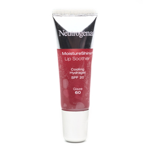 A Lip Gloss That Soothes
