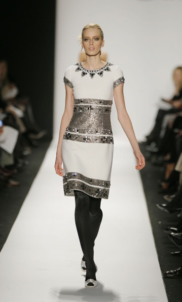 New York Fashion Week, Fall 2007:  Oscar de la Renta