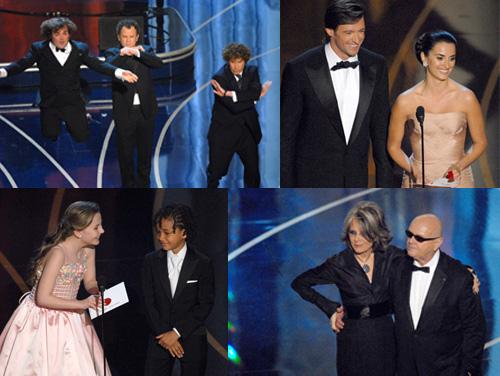 Oscars Poll: The Sharpest Presenters