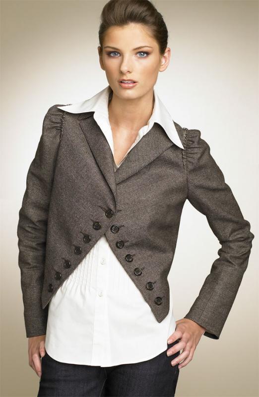 Trend Alert: Cropped Jackets