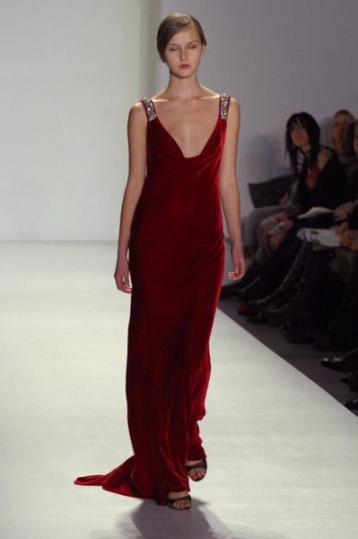 New York Fashion Week, Fall 2007:  Five Key Colors