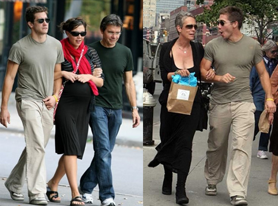 Another Day with the Gyllenhaals