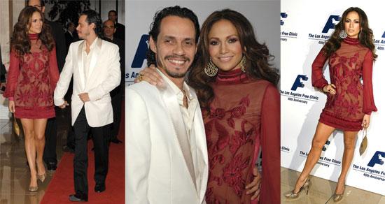 J Lo is Best Dressed!