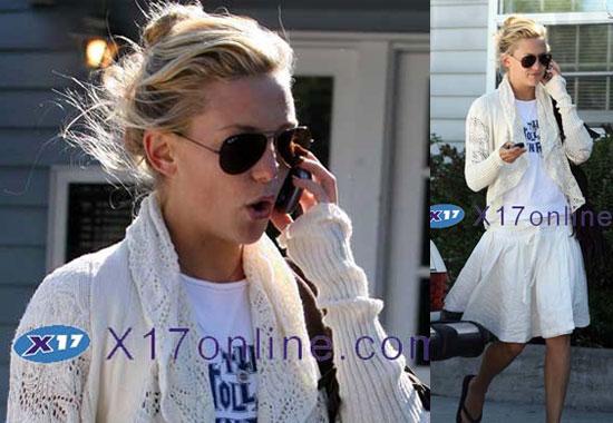 Cute Kate Just Gabbing Away