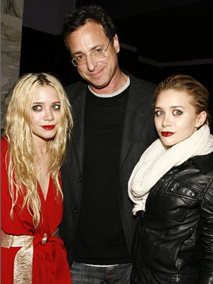 Mary Kate and Ashley look scary