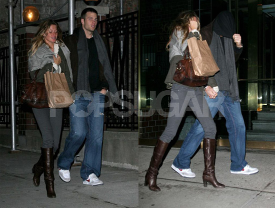 Gisele and Tom - It's True!!!!