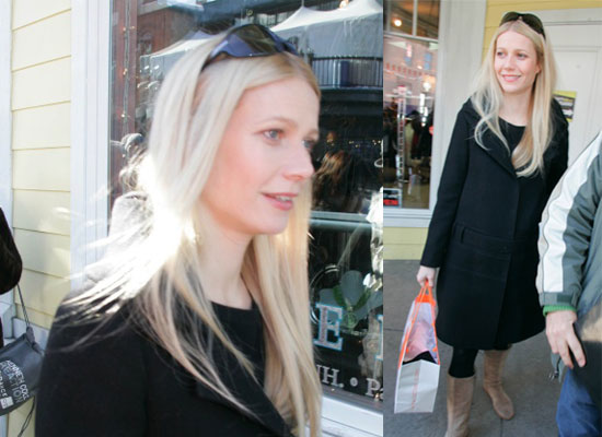 Gwyneth's Sorry For Not Being Britney