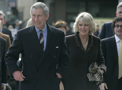 Sugar Bits - Prince Charles and Camilla Get Stateside