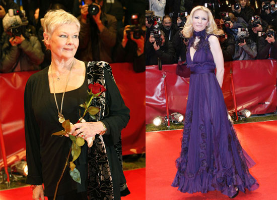 Judi Dench Plans to Break a Leg, Just Not at the Oscars